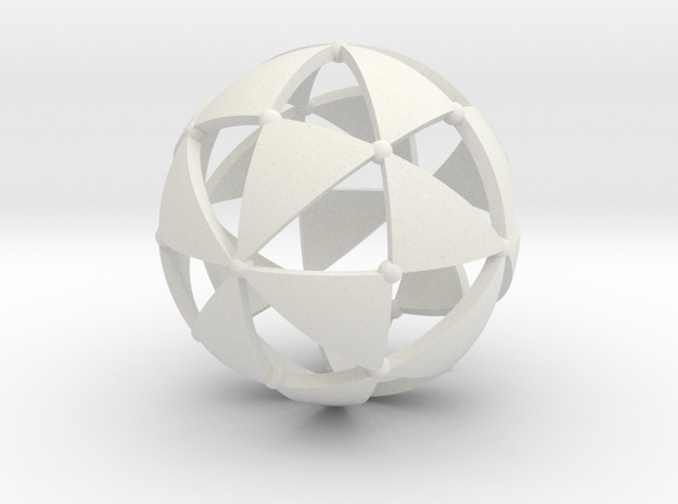 Octahedral group 3d printed