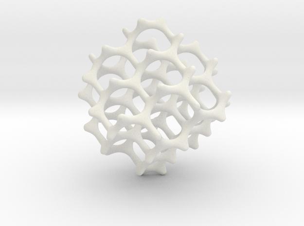 Gyroid Bone 3d printed Gyroid Bone