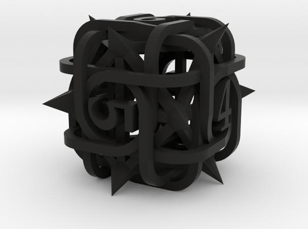 Thorn Die6 3d printed