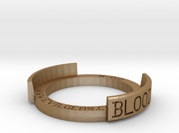 RingThing™ Bloodied 3d printed