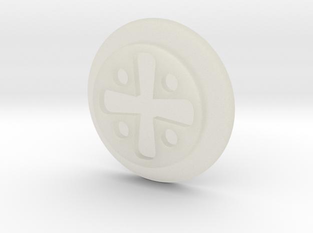 kruisspeld 3 3d printed