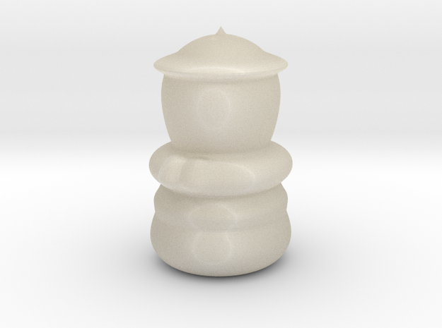 Salt''N''Peppa'' 3d printed