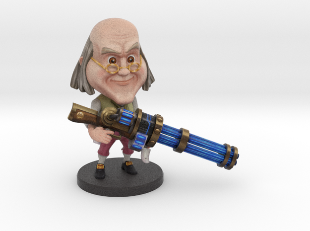 Ben Franklin - Ninja Time Pirates