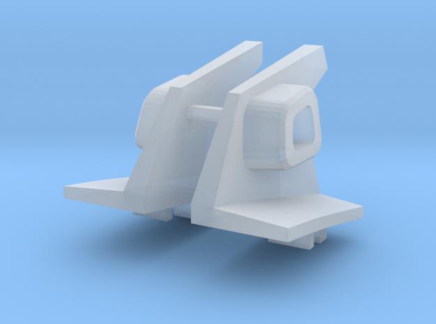 Minelba Fin 3d printed