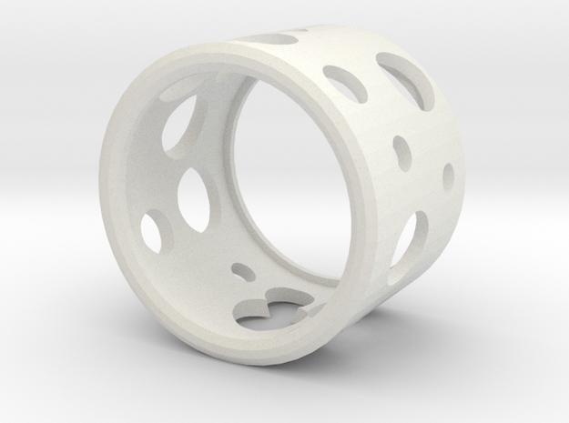 Emental ring 3d printed