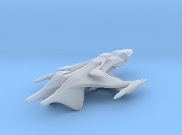 Large Whitestar Prototype 3d printed