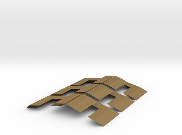 Lucs Golden Knots 3d printed