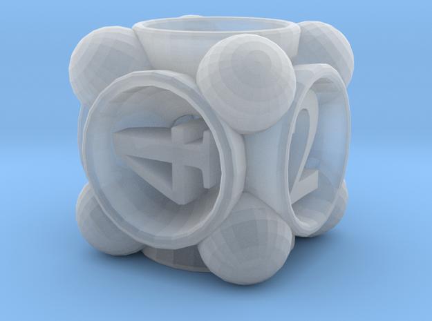 Spore Die6 3d printed