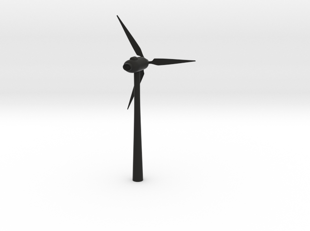 Wind Turbine Test 3d printed
