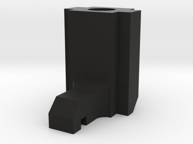 Spektrum DX6i replacement throttle spring hook 3d printed