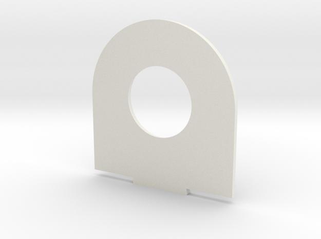 v2 in White Natural Versatile Plastic