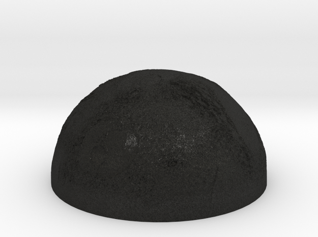 Planet (half sphere) 3d printed