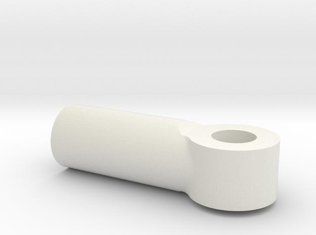 Stangoog 3x4-M3 in White Natural Versatile Plastic