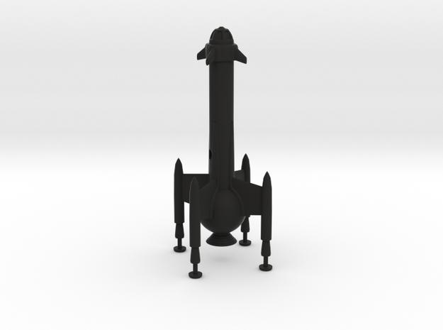"R-Rocket ""Mercury""-Class Medium 3d printed"