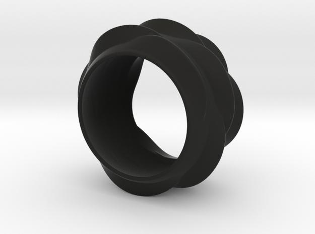 Tree-Ear Light Ring (thinner) 3d printed