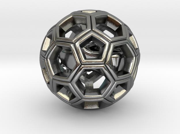 Dutch Shoe Inside Soccer Ball #1 3d printed