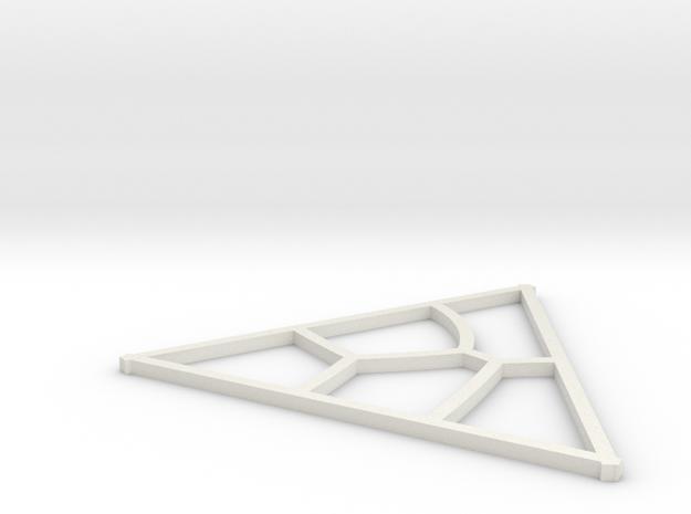 T5 foam in White Natural Versatile Plastic