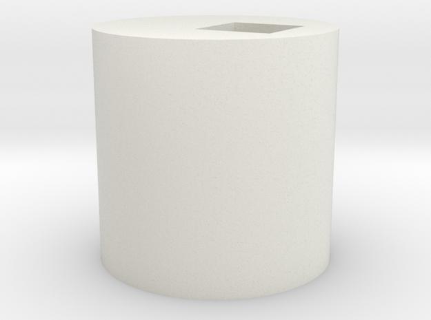 regenput 2500 l versie 2 3d printed