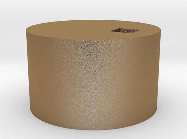 regenput 10000 l versie 2 3d printed