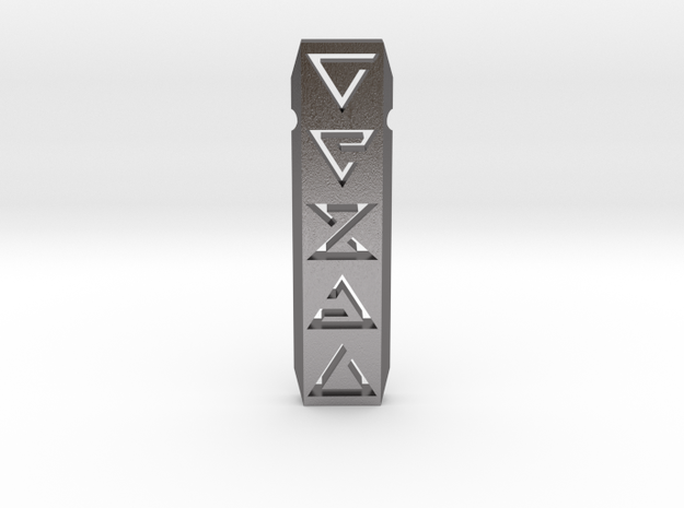 The Witcher Signs Necklaces / Pendant in Polished Nickel Steel