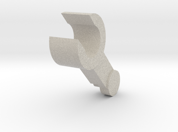 Left Hand 3d printed