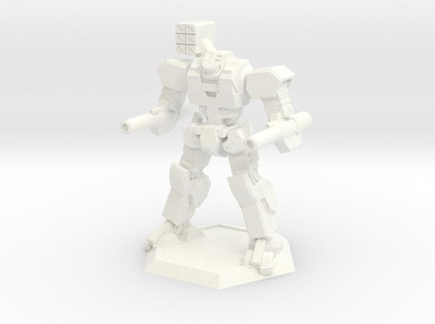 Mecha- Axe (1/285th) 3d printed