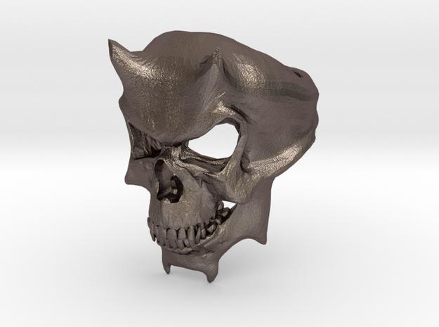 Skull Ring of DOOM 3d printed