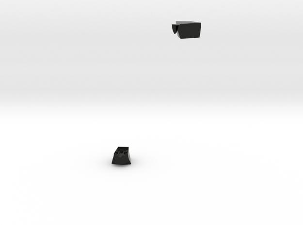 Mini Heptagonal Corner and Edge (print 14) 3d printed