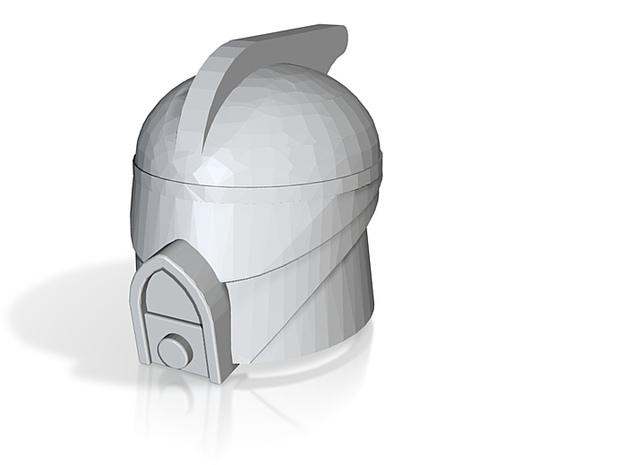 CW Scuba Helmet 3d printed
