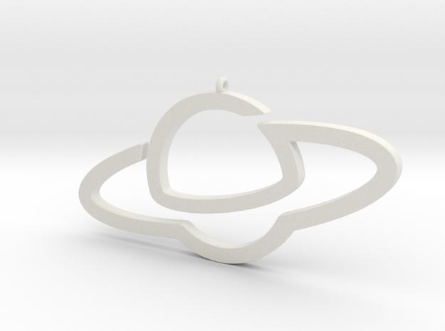 Spaciuss in White Natural Versatile Plastic