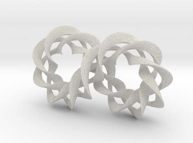 Spiralling Infinity 3d printed