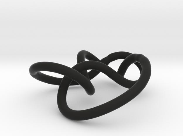 Prime Knot 5.2 3d printed