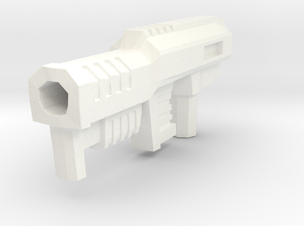 Gauss Rifle 5mm Peg 3d printed