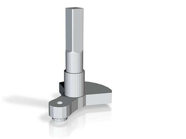Antriebspleuel gespiegelt E-Lok EG 506 3d printed