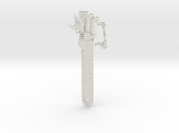 Lockdown kit MK3 in White Natural Versatile Plastic