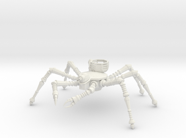 Martian handling machine large in White Natural Versatile Plastic