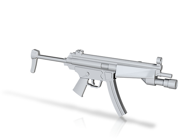 MP5N draft 3d printed
