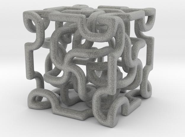 Complex cube 3 3d printed