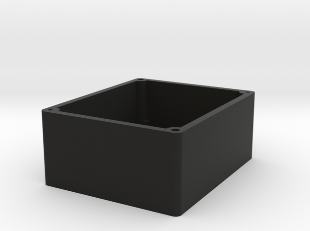 Bottom Plastic Box 3d printed