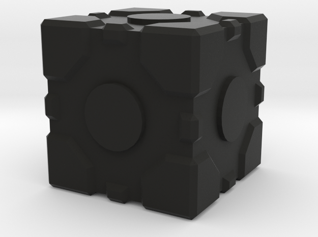 Friend Cube 3d printed