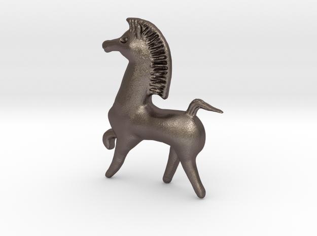 Bucephalus Horse 5cm 3d printed