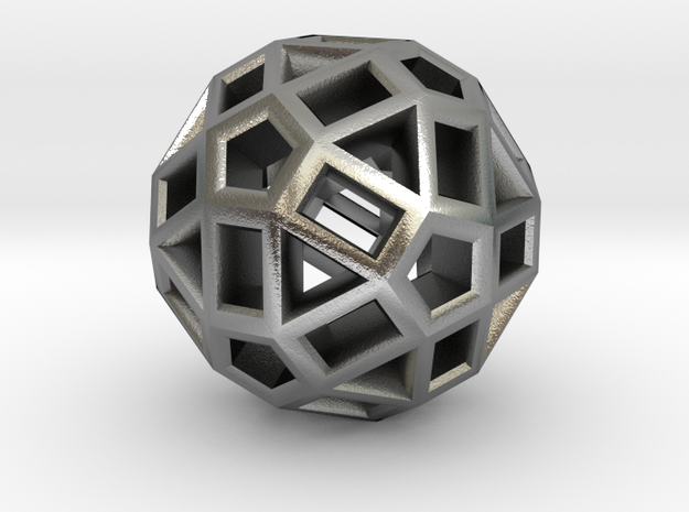 Zomeball_expanded in Natural Silver