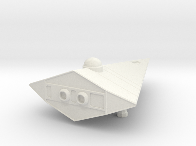 Scout (landed, no base) 3d printed