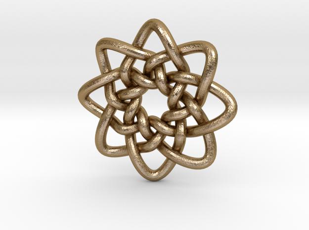 Celtic Knots 05 (small) 3d printed