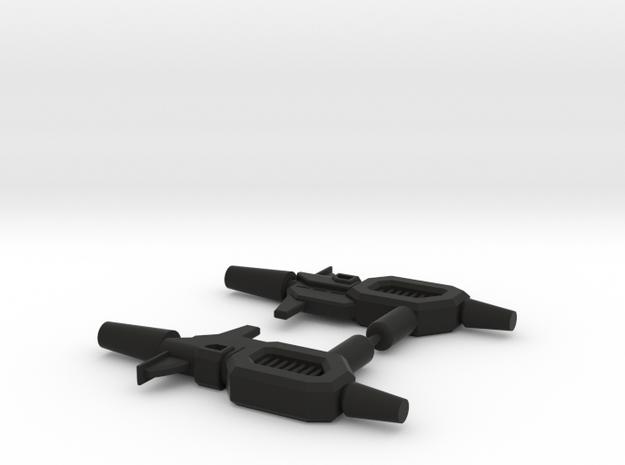 Kup Pistols (pair) 3d printed