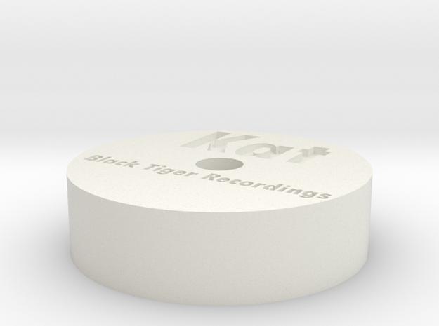 Kat 1 in White Natural Versatile Plastic