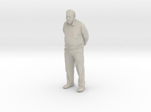 Grandpa 4cm 3d printed