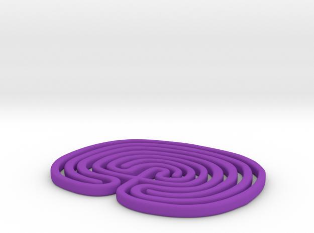 maze 3d printed