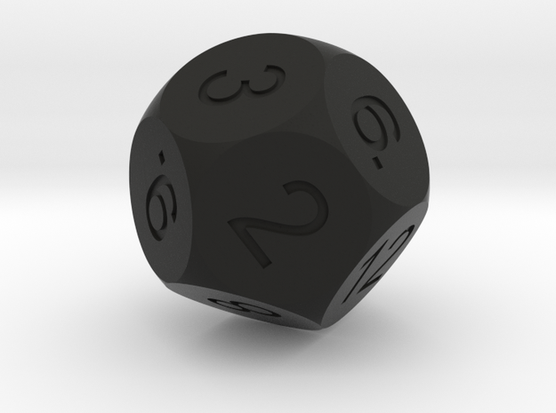 D12 Sphere Dice 3d printed