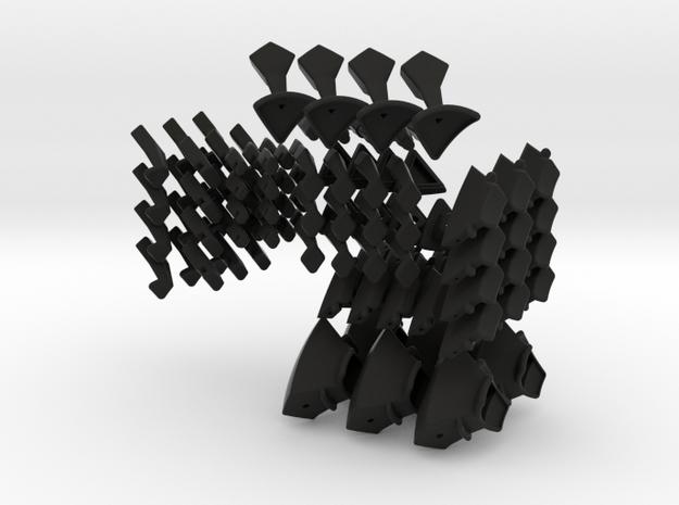 Elite Tetrahedron 80mm 3d printed
